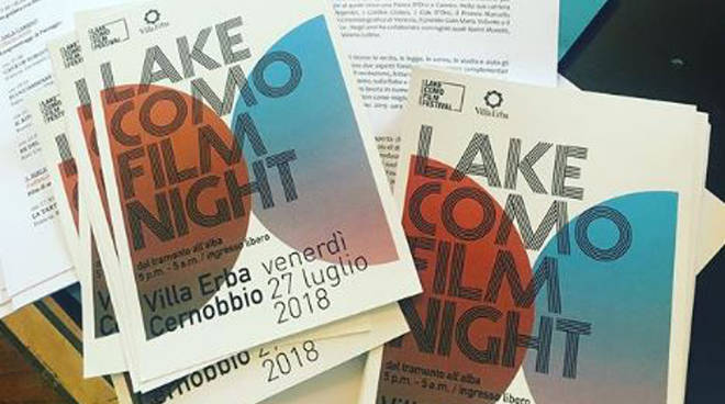 lake como film night 2018