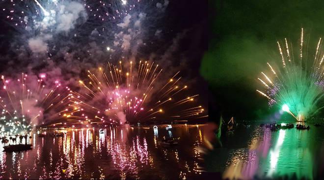pusiano fuochi artificio