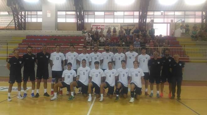 raduno pool libertas volley maschile a2 al parini