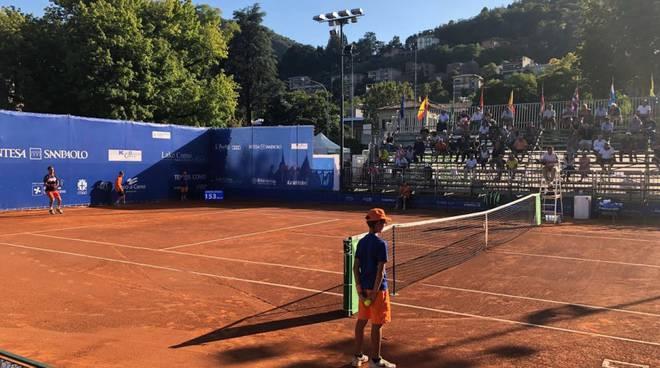 tennis como torneo challenger 2018 atmosfera ai campi