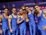 tommaso de vecchis europei di ginnastica artistica finbale a squadre glasgow