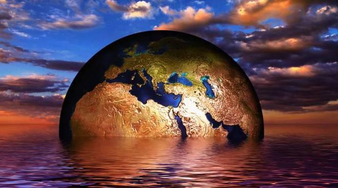 cambiamenti climatici del mondo generica