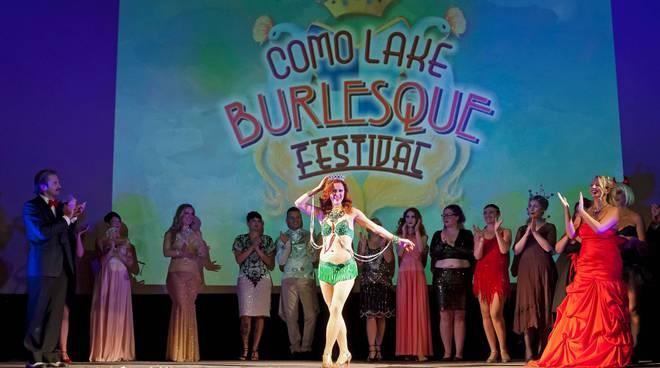 como lake burlesque festival 2018