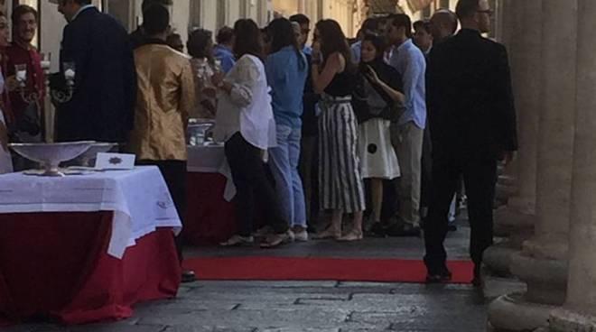 Gli indiani in Duomo a Como ed al Sociale, seconda giornata di festa
