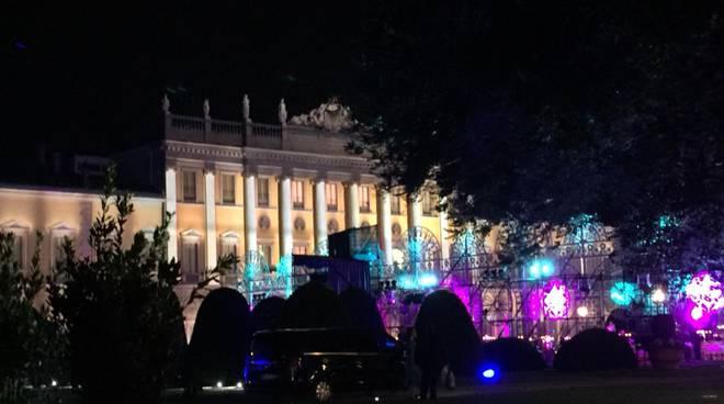 Il ricevimento dei miliardari indiani a Villa Olmo: serata magica