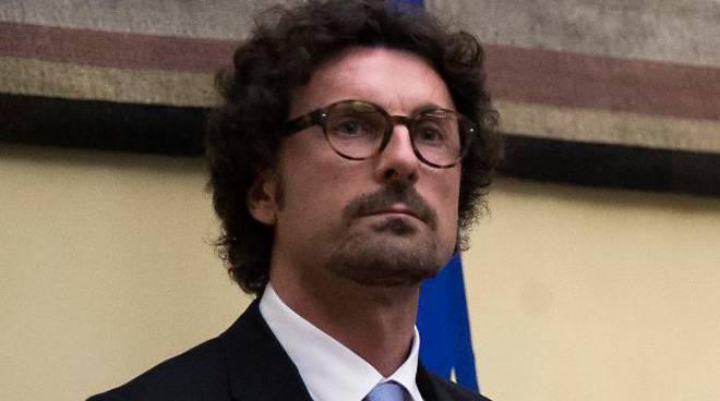 ministro infrastrutture danilo toninelli
