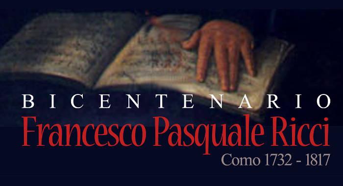 bicentenario francesco pasquale ricci