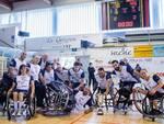briantea84 conquista la supercoppa italiana basket carrozzina squadra e coppa