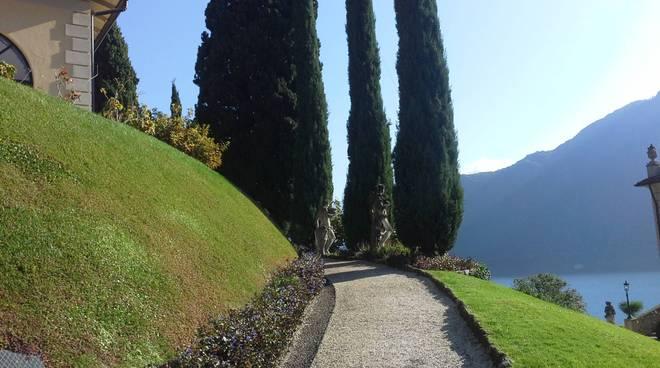 La magia di Villa Balbianello, la più visitata dei beni Fai 2018
