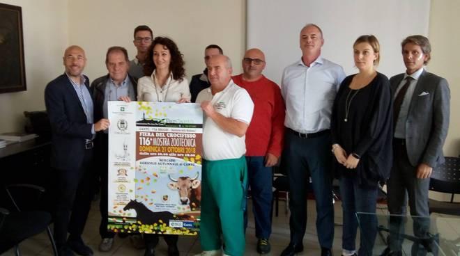 presentazione comune di cantù fiera zootecnica secolare del crocifisso