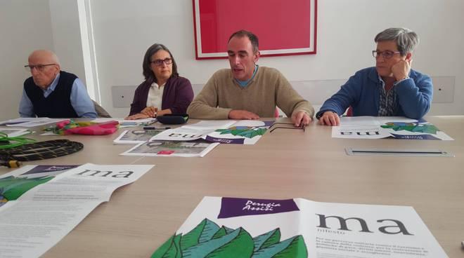 presentazione manifesto antirazzista como e marcia pace perugia - assisi