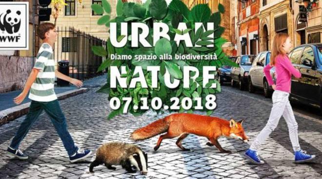 urban nature wwf