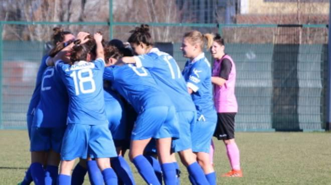 calcio femminile serie c, francesca mammoliti segna al 90esimo vince como 2000