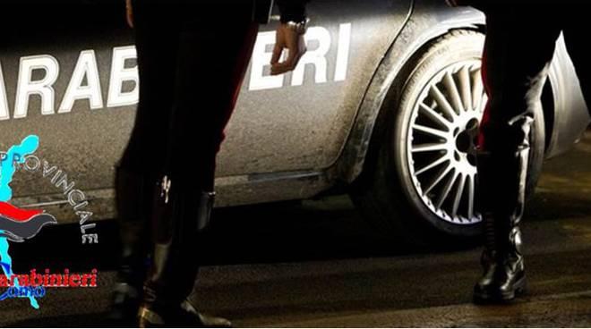 chiavi e grimaldelli su auto fermati dai carabinieri di Gravedona