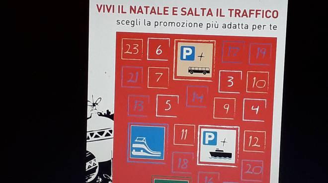 città dei balocchi presentazione piano parcheggi como con assessore ed organizzatori