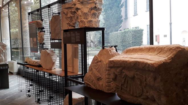 museo archeologico sala romana