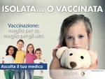 ordine medici presentazione campagna pro vaccinazioni e manifesti in giro per como