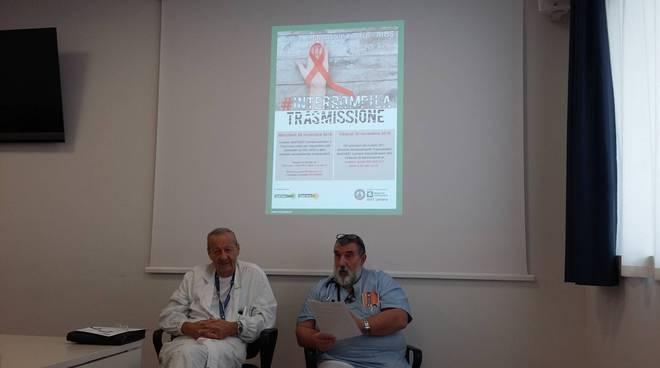 presentazione giornata mondiale contro aids a como sant'anna