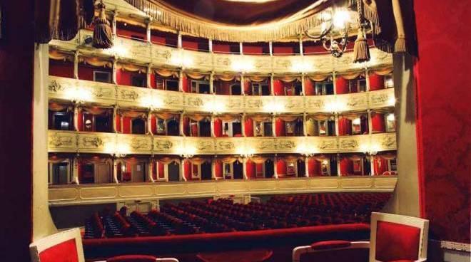 teatro sociale palco