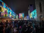 Tutta la magia della città dei balocchi, prima giornata: luci e tanta gente