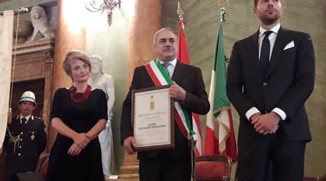 Abbondino d'Oro 2018 a Como: la premiazione a Villa Olmo