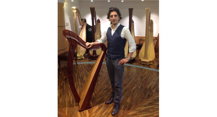 celtic harp orchestra 2018