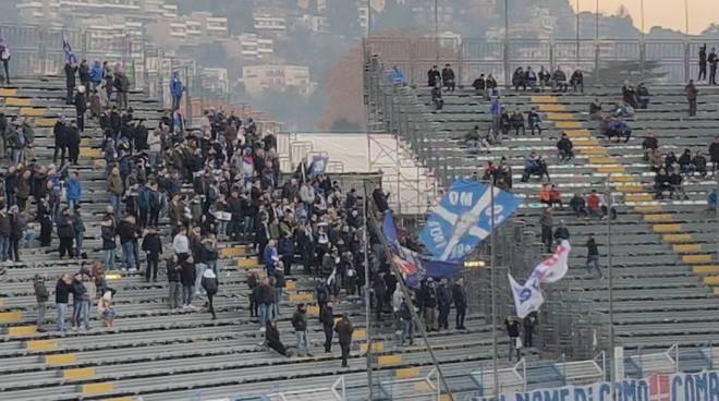 Il Como supera la Caronnese al Sinigaglia ultima gara del 2018