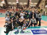 Libertas cantù volley contro Pordenone al Parini