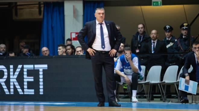 pallacanestro cantù a desio contro Umana Venezia
