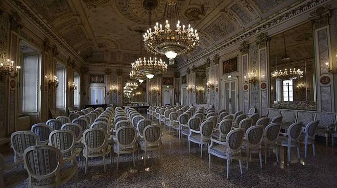 sala bianca teatro sociale