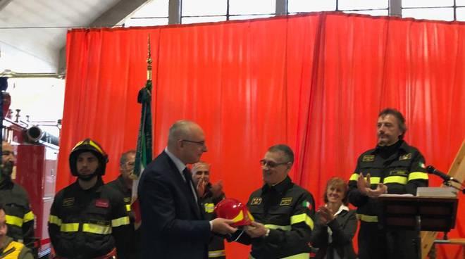Santa Barbara 2018, la festa dei pompieri di Como in caserma