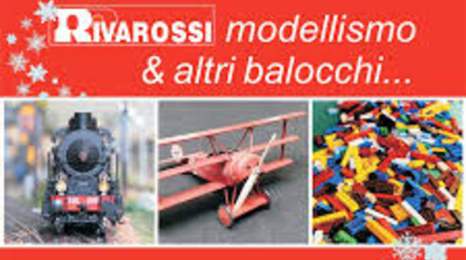 trenini di natale mostra modellismo a como locandina e modello