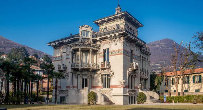villa bernasconi museo