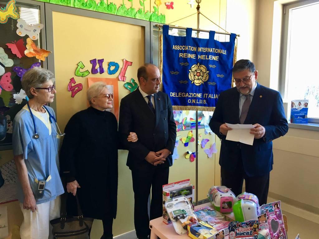 associazione regina elena donazione sant'anna