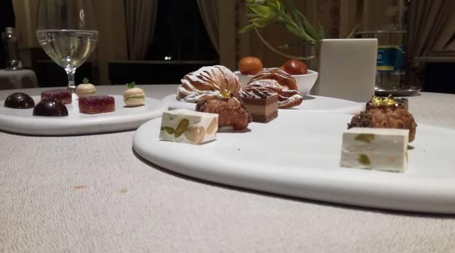 Due comaschi a Villa Crespi: a tavola da Cannavacciuolo