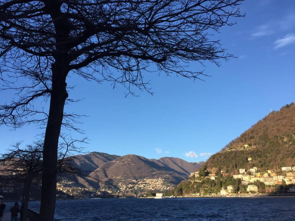 Epifania con vento di favonio sul comasco: temperature da primavera