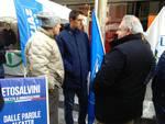 lega di como piazza boldoni per presentare decreto sicurezza del governo
