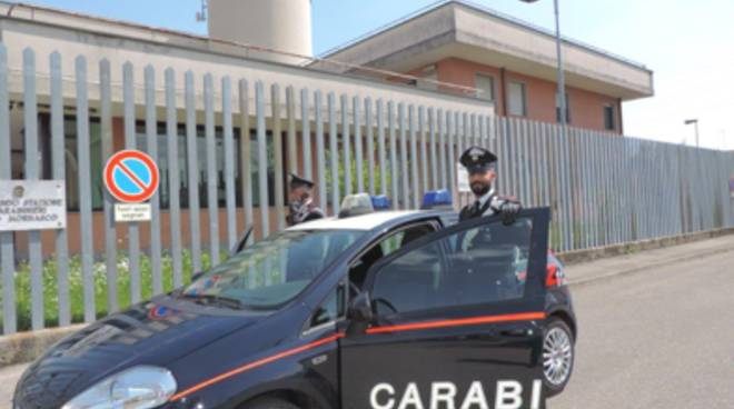 rapina casnate carabinieri fino fermano responsabile