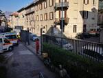 ambulanze bloccate esterno pronto soccorso ospedale valduce di como