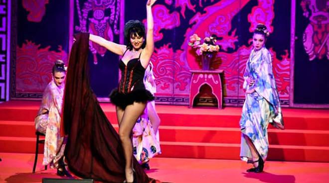 cin ci là operetta teatro sociale