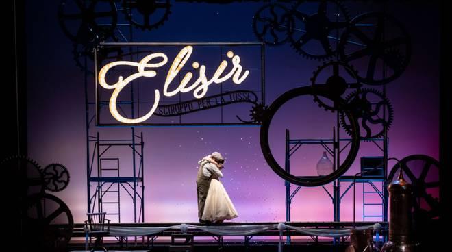 elisir d'amore opera education