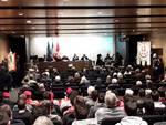 Giornata del ricordo biblioteca di como partecipanti sindaco prefetto studenti