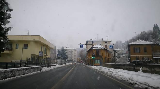 Le foto dei nostri amici di CiaoComo nella provincia sotto la neve