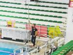 luca polacchi nuovo allenatore della comonuoto pallanuoto maschile