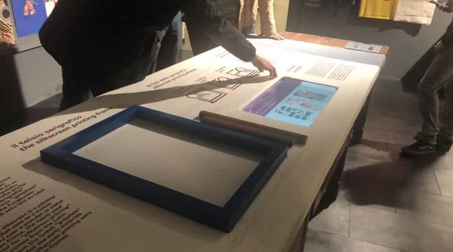 Nuovo allestimento del Museo della Seta di Como: le novità
