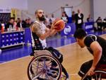 basket carrozzina unipolsai briantea quarti finale in germania con Besiktas