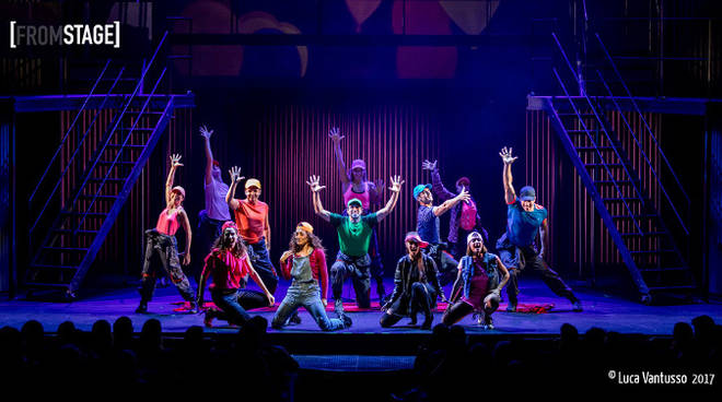 flashdance teatro sociale