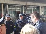 Incontro in frontiera tra autorità italiane e svizzere per pattuglie miste al confine