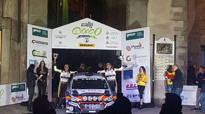 kevin gilardoni rally ciocco 2019
