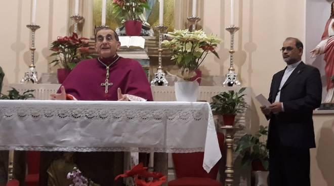 monsignor delpini all'ospedale di cantù